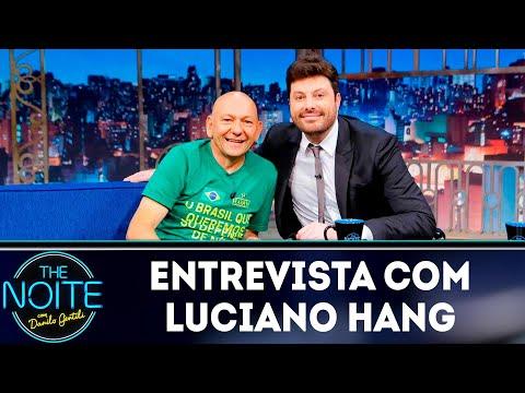 Entrevista com Luciano Hang  The Noite 111218