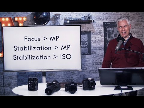 Flaws in technical camera reviews (NERDY)