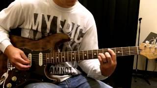 Chris Tomlin - I Stand Amazed - Guitar 1 Tutorial