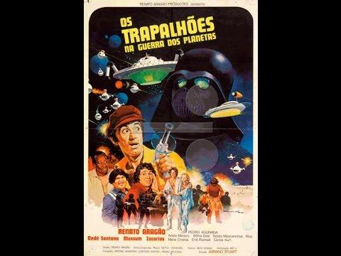 Trailer do filme Os Trapalhões na Guerra dos Planetas