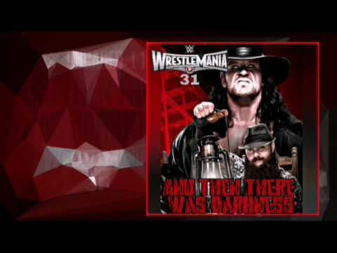 """""""And Then There Was Darkness"""" by Jim Johnston (Wrestlemaia 31 promo Theme)"""