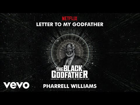 """Pharrell - New Song """"Letter To My Godfather"""""""