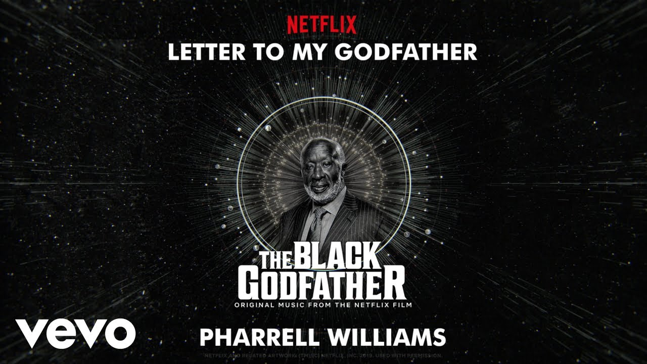 Pharrell Pays Tribute to Clarence Avant on 'Letter To My Godfather