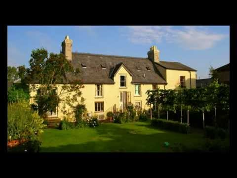 Holiday House Hay-on-Wye Wales UK Town House