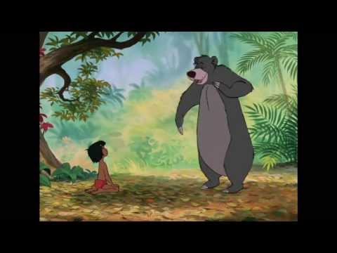 Le Livre de la Jungle - En Blu-ray & DVD le 21 Août 2013 - Bande Annonce VF I Disney
