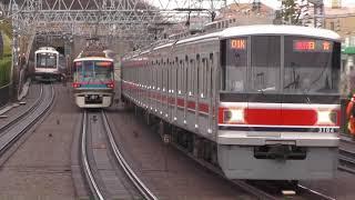 東急東横線・目黒線 多摩川駅