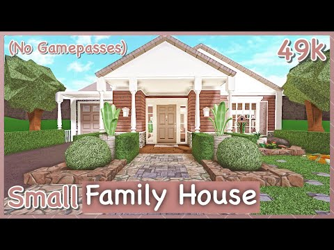bloxburg---small-family-house-speed-build-(no-gamepasses)