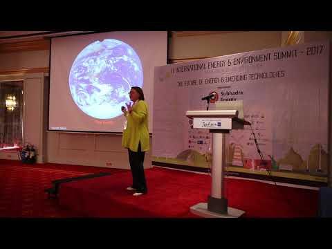 Dr. Alena Bartonova, Research Director, Norwegian Institute for Air Research (NILU UAE), Norway.