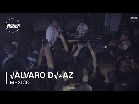 Álvaro Díaz Boiler Room Mexico City Live
