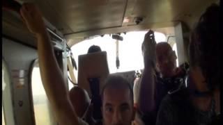 残狼 4000米高空跳伞