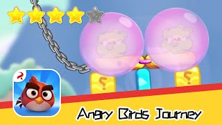 Angry Birds Journey 97 Walkthrough Fling Birds Solve Puzzles Recommend index four stars
