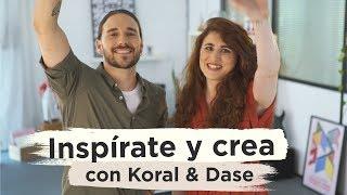 Bienvenidos a Inspírate y Crea con Koral y Dase | Titanlux