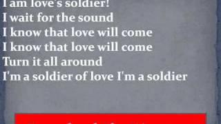 Sade - Soldier Of Love Lyrics