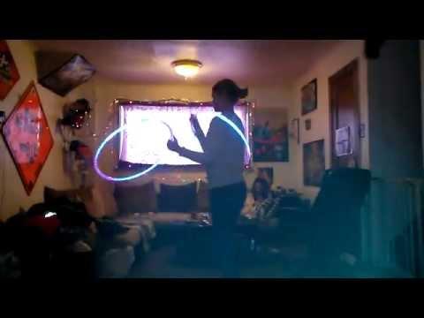 FKJ Reflective Hoop Hooping