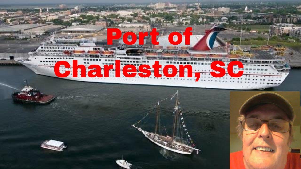 Port Of Charleston SC YouTube - Charleston sc cruise port