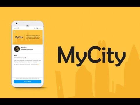 MyCity | Devpost