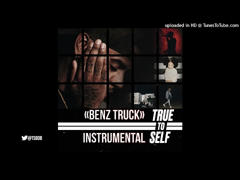 Bryson Tiller - Benz Truck (Official Instrumental) (True To Self Album 2017)