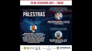 Quinto dia do 1º Congreso Internacional On-line de Ciencias Policiais.