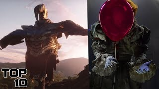 Top 10 Biggest Movies Coming Out In 2019