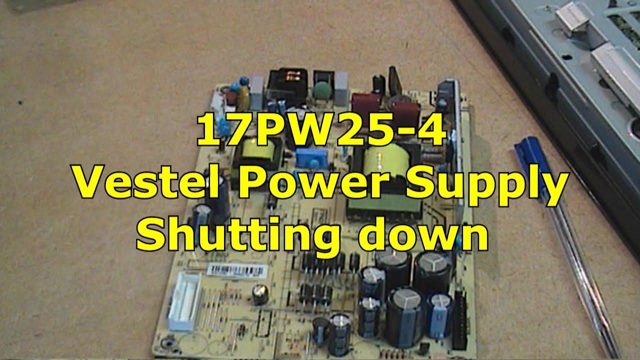 Power Supply Schematic Diagram