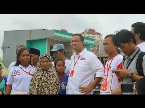 Anggap Ahok Kalah! Jakarta Kembali Semrawut Mulai Tanah Abang Hingga Luar Batang