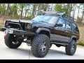 Davis AutoSports...FULLY BUILT STAGE 4...LIFTED CHEROKEE XJ SPORT FOR SALE
