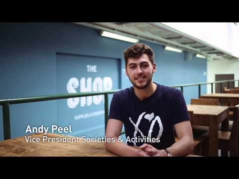 Edinburgh University Students' Association: You're a Member!