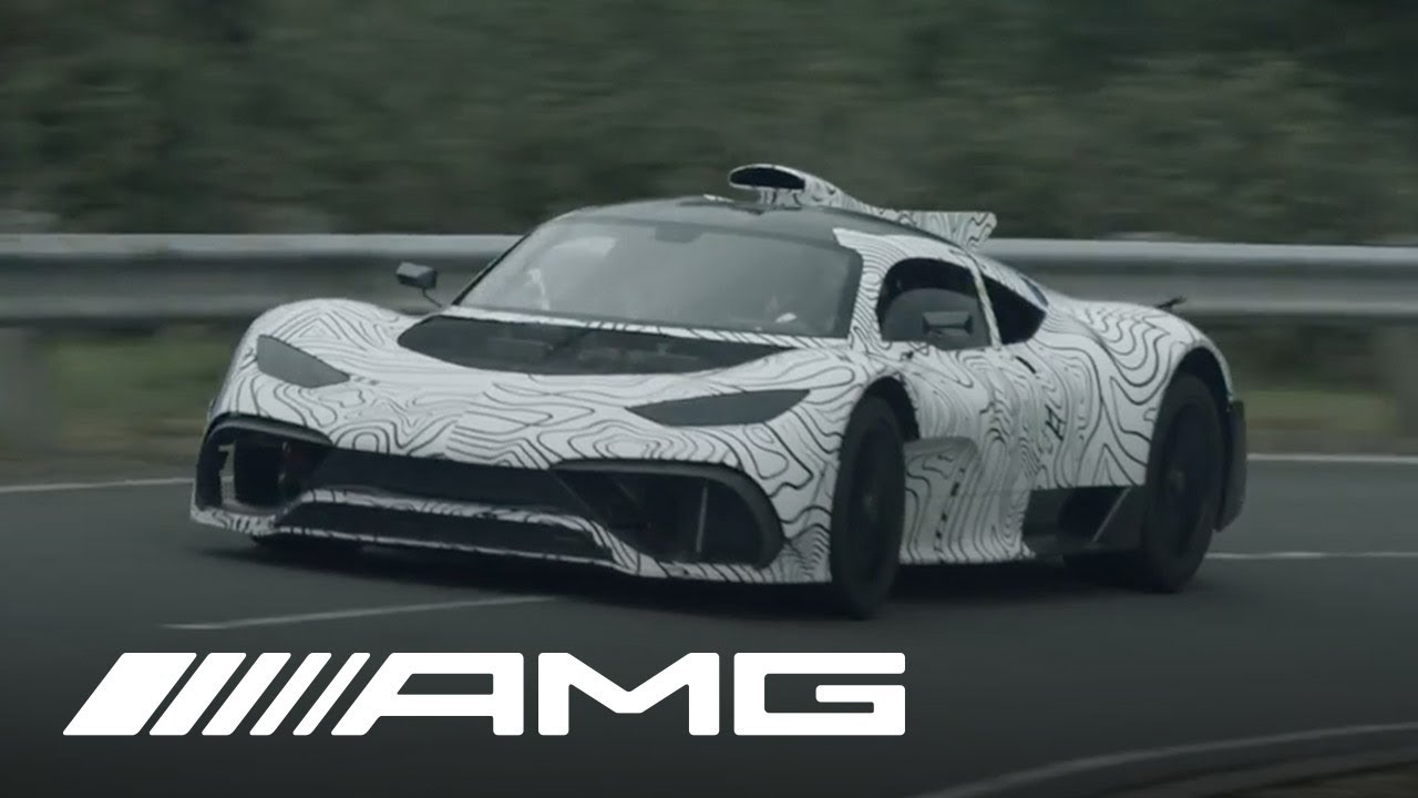 Mercedes Amg Project One Will Become Mercedes Amg One Youtube