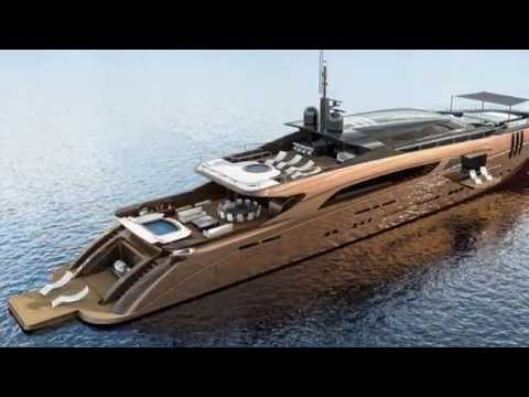 "Million Dollar Yacht >> $26.4 million ""The yacht is comparable to a Porsche or ..."