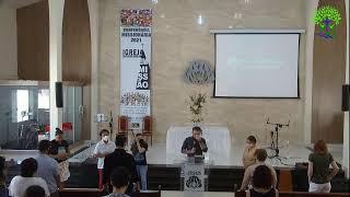 LIVE - IPMN  - EBD    -  TEMA:  UMA INSTRUÇÃO DE SEGURANÇA.  SEMINARISTA CAIO CESAR.
