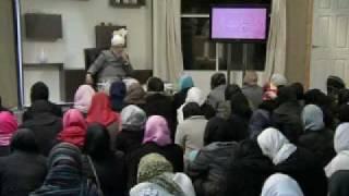 Gulshan-e-Waqfe Nau (Nasirat) Class: 2nd January 2010 - Part 3 (Urdu)