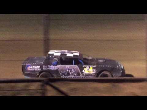 Jackson Motor Speedway 09/03/16 Factory Stock Heat Race