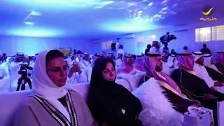 تغطية قناة روتانا  لحفل افتتاح مبنى الجامعة في  حائل