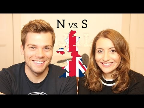 North England vs. South England