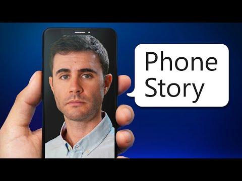 Phone Story (court métrage)