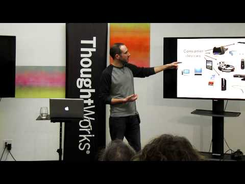 Andrew McWilliams - The Hardware Explosion