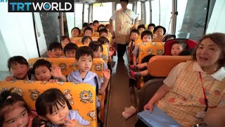 Japan Baby Boom City39s policies turn around population decline