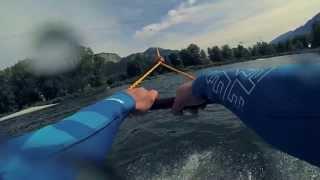 FREESTYLE Water-Skiing   Backflips & More