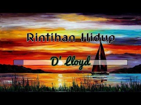 [Midi Karaoke] ♬ D' Lloyd - Rintihan Hidup ♬ +Lirik Lagu [High Quality Sound]