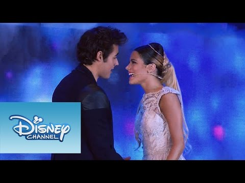 Abrázame y verás | Video Musical | Violetta