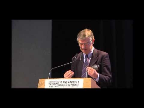 31 - Conférence Sécurité Maritime 2012 - Régime juridique de l'océan arctique par J.-P. Beurier