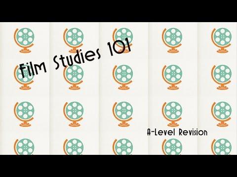 Film Studies 101 - Let the Studying Begin!