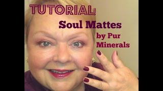 TUTORIAL: Eye Look using Soul Mattes Palette by Pur Minerals Thumbnail