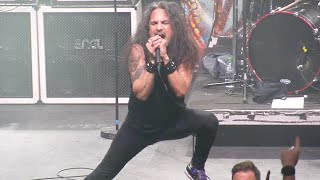 Death Angel - Aggressor, Live at O2 Kentish Town Forum, London England, 6 March 2020