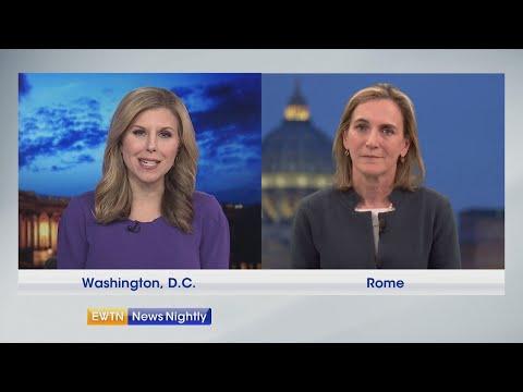 Vatican hospital doctor on coronavirus in Rome - EWTN News Nightly