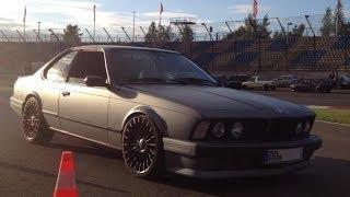 BMW 635csi with GT4088r Turbo @ 1,4 bar by ATH Radeburg