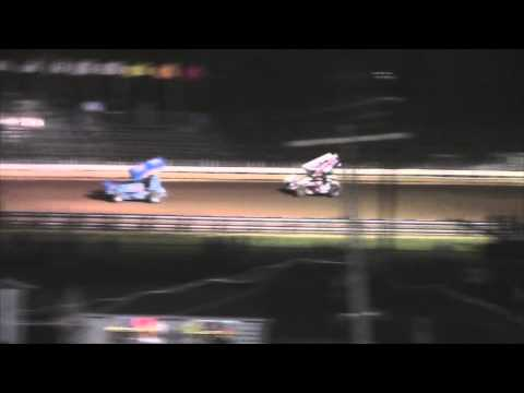 Williams Grove Speedway 410 and URC Sprint Car Highlights 6-06-14