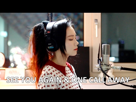 See You Again & One Call Away ( MASHUP...