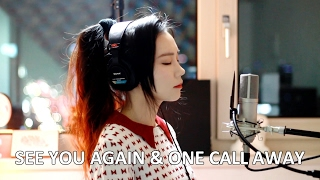 Video See You Again & One Call Away ( MASHUP cover by J.Fla ) download MP3, 3GP, MP4, WEBM, AVI, FLV Juli 2018