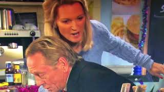 Kathy attack's willmott brown Eastenders 28th December 2017 (part 1)